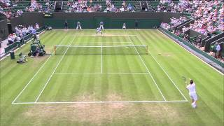HSBC Play of the Day - Federer, Brown and Monfils