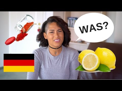 CONFUSING A** GERMAN GRAMMAR AND WORDS