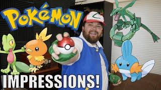 Pokemon Gen 3 Impressions