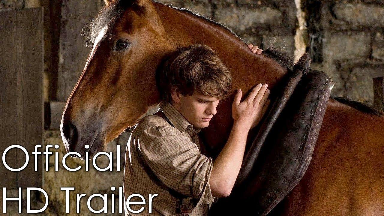 War Horse (2011) HD Official Trailer #2 - Tom Hiddleston - YouTube