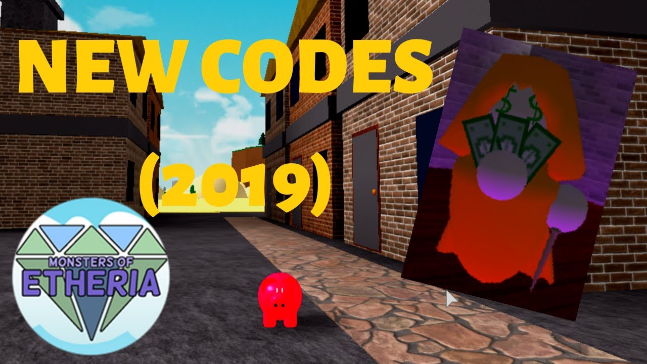 All New 2019 Exclusive Codes Monsters Of Etheria Youtube - new monsters of etheria code february 2020 roblox codes