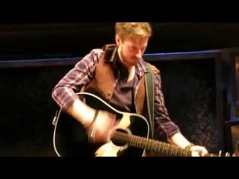 Arthur Darvill & Zrinka Cvitešić - 'Falling Slowly' | 'Once' (The Musical) Secret Gig