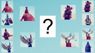 ALL UNITS UNDER 500 TOURNAMENT - Totally Accurate Battle Simulator TABS