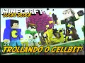 Minecraft: TROLLANDO O CELLBIT! (Lucky Block Mod)