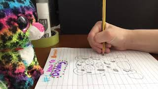 #1 HOW TO DRAW: DOTTY TV