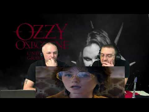 Ozzy Under The Graveyard Reaction