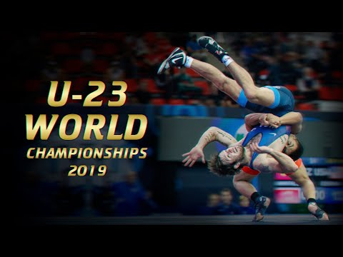 U-23 World Championships Highlights 2019 | WRESTLING