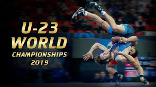 U-23 World Championships Highlights 2019 | WRESTLING