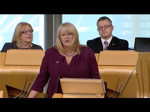 Members' Business - Scottish Parliament: 8th October 2015