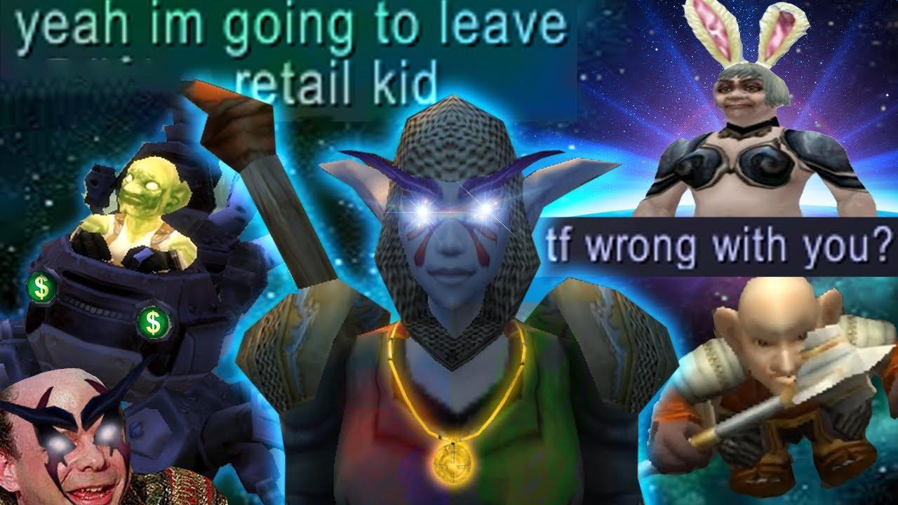 Warrior Midlife Crisis | World of Warcraft Classic (1-60) thumbnail