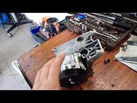 Замена насоса гидроуселителя Ford  Focus 2  Приготовьте Денюшки.