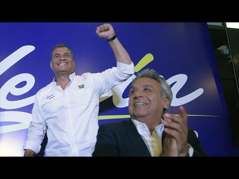 Ecuadorians say Lenin Moreno's Victory is a Win for Poor and Working People