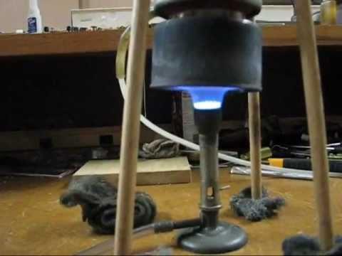 1685 rpm 10-watt DIY Stirling engine