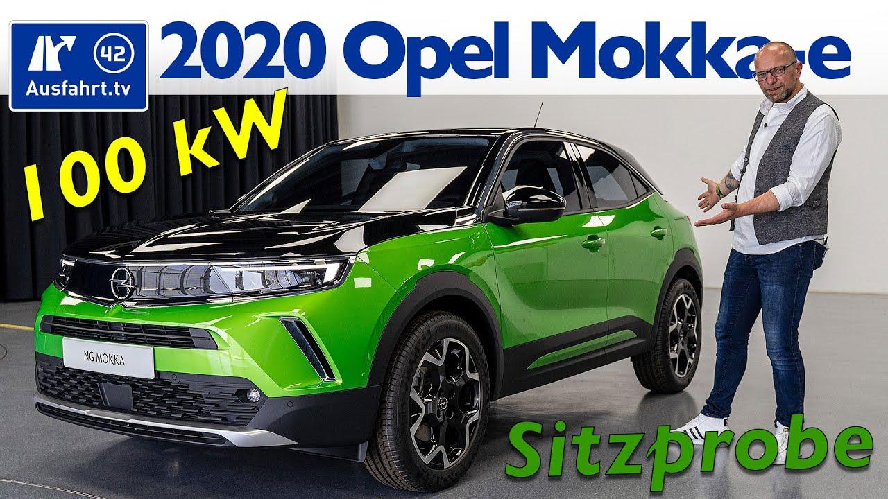 2020 Opel Mokka E Weltpremiere Debut Sitzprobe Kein Test Opel Mokka 2021 Vauxhall Youtube