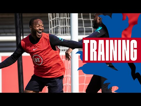 Cheeky Sterling Goal & North v South Game! | Inside Training