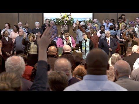 Rev. Dr. William J. Barber, II Speaks in Politically Torn Alabama
