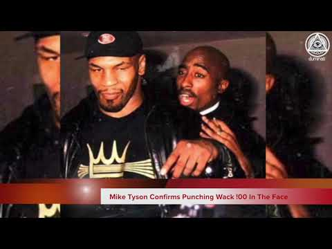 Mike Tyson Confirms He Punched Wack 100 In The Face