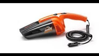 ArmorAll Wet Dry 12V car vacuum cleaner reviews & How to use car vacuum cleaner