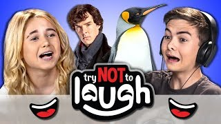Download Try To Watch This Without Laughing or Grinning #82 (REACT) Mp3 and Videos