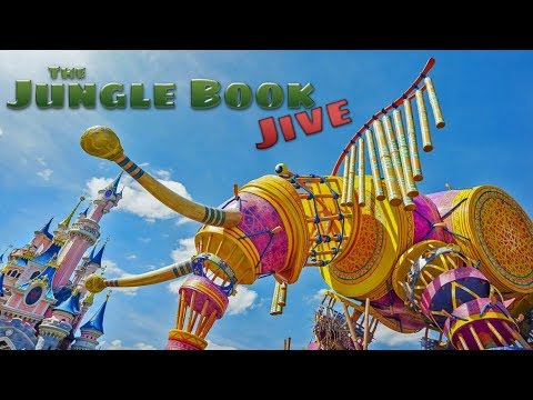 The Jungle Book Jive Soundtrack - Disneyland Paris