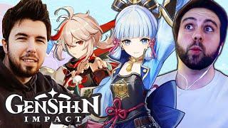 WIGETTA en Genshin Impact!