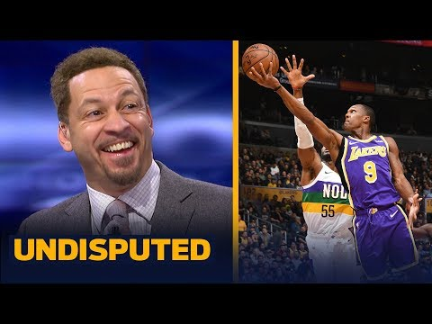 Chris Broussard says Rondo was a 'big key' in LeBron & Lakers' win vs Pelicans | NBA | UNDISPUTED