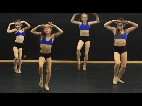 Becky G  Break A Sweat  Choreography by Mollee Gray
