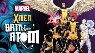 X-Men: Battle of the Atom - Trailer - Mobile Card Battle Game Available Now