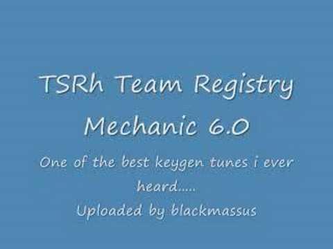 keygen mechanic registry - Search results