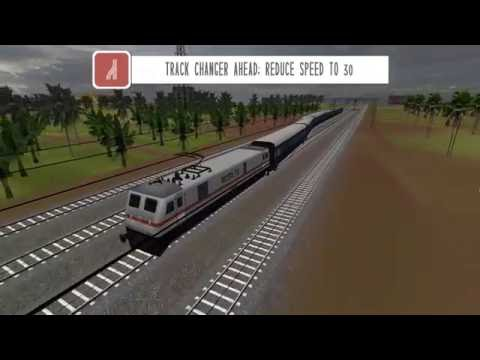 indian train railway game apk