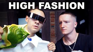 High Fashion mit Justin