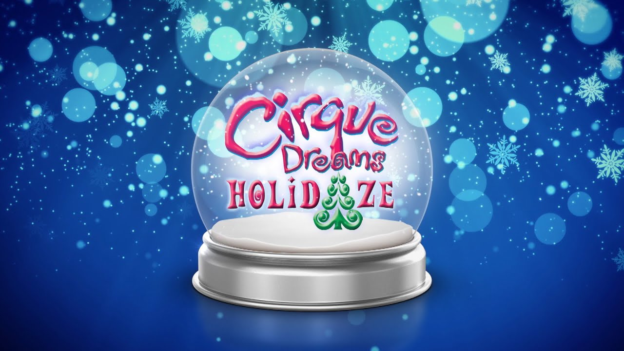 Cirque Christmas.Tickets Cirque Dreams Holidaze Gaylord Opryland Tickets
