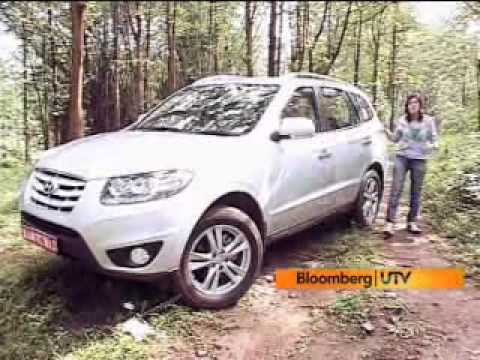 Hyundai Santa Fe video review by Autocar India