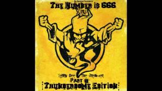 The Number is 666 Part III Oldschool Gabber Mixtape by Dj Djero (2011)