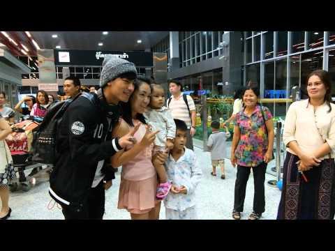 เต้ TS10 ขาเข้าสนามบินน่าน 25-10-14