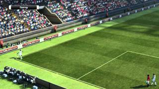 PES 2012 GAMEPLAY DEMO