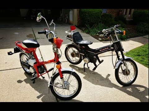 Part I: 1982 Honda Urban Express NU50 Restoration Project