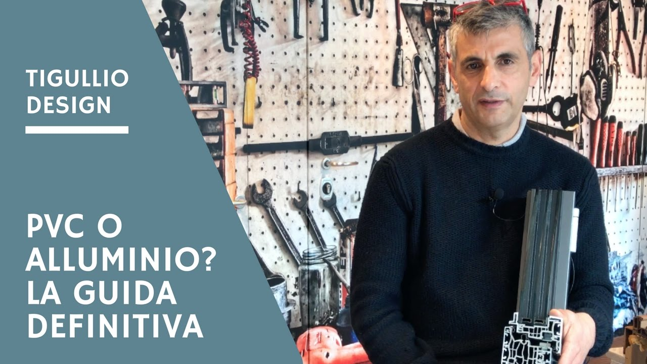Meglio Infissi In Pvc O Alluminio La Guida Definitiva Alla Scelta