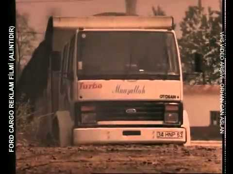 Ford Cargo Reklam Filmi 2