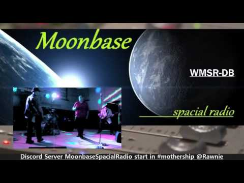 Moonbase Spacial Radio: WMSR-DB