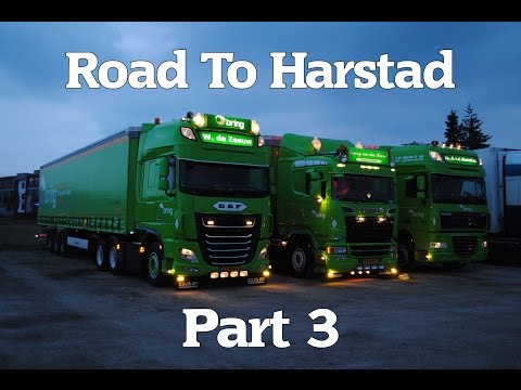 Road to Harstad - Part 3 - Norway Trucking