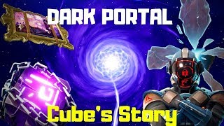 -history of the cube, Fortnite Permarift, Dark World Event! Theory #19