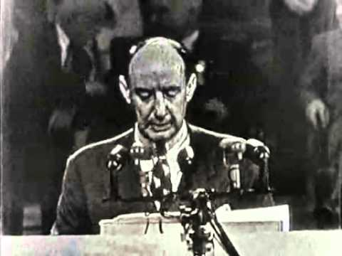 Adlai Stevenson Democratic Convention 1952 ElectionWallDotOrg.mp4
