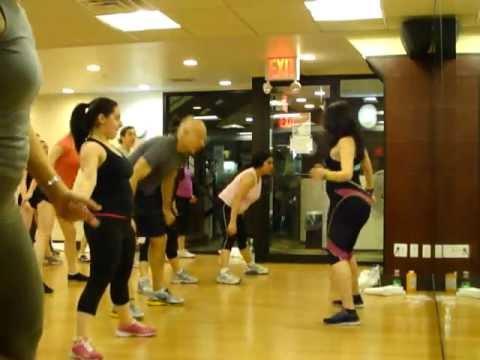 Roxy Fitness - BON BON Pitbull