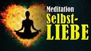 Meditation: Selbstliebe entfachen (Herz Chakra öffnen)