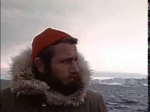 жак ив кусто в антарктиду боковых