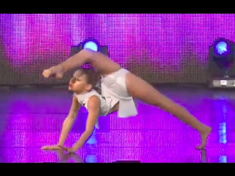 Daylyn Lucky - As She Passes (Solo For Best Dancer at The Dance Awards)