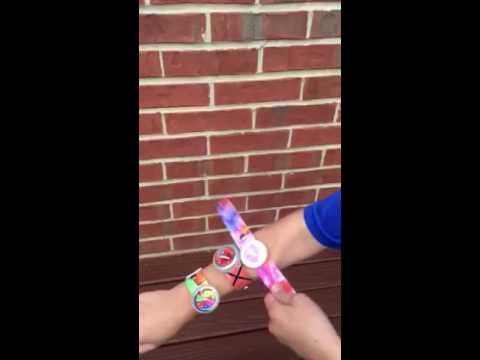 7b1c76899f0 Watchitude Slap Watches - YouTube