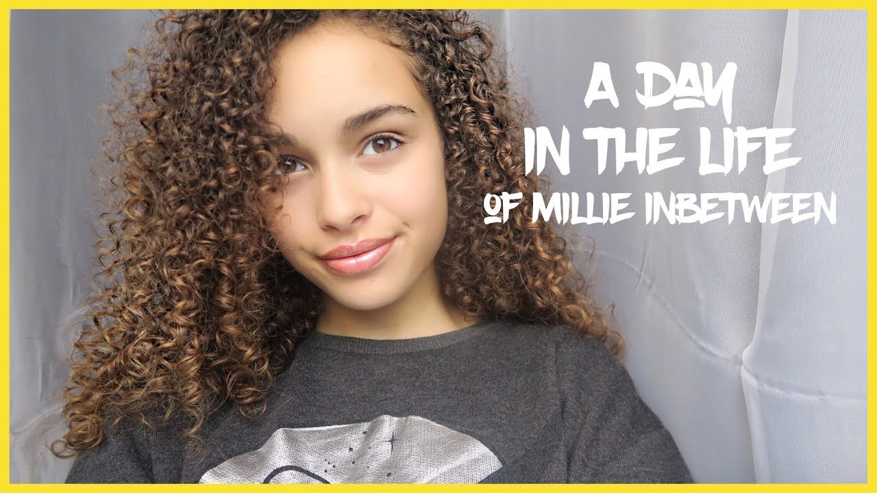 Day In The Life: Millie Inbetween - YouTube