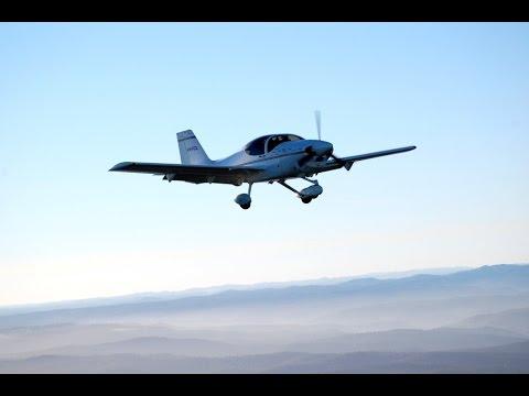 Flying a Europa Classic Trigear